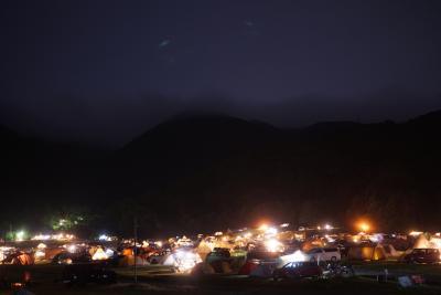 マキノ高原キャンプ
