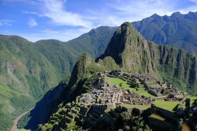 南米絶景の旅