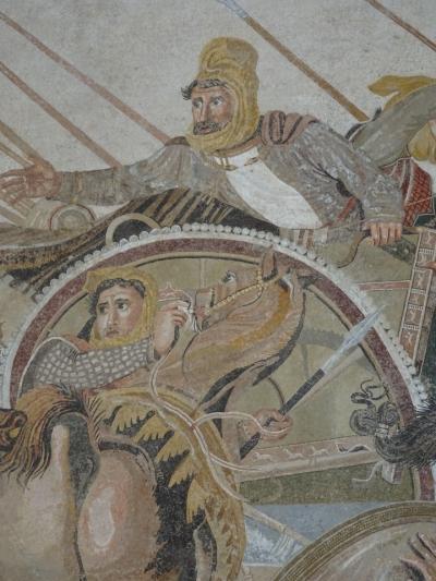 ナポリ(Napoli) 3日目その1(国立考古学博物館 Museo Archeologico Nazionale di Napoli)