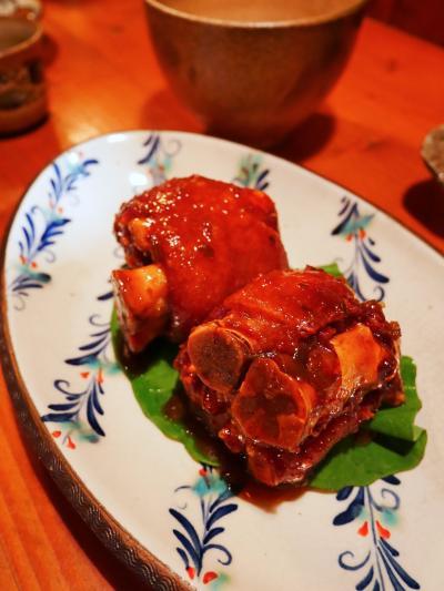 2019年3月の、沖縄旅 その2.ホテル移動と沖縄料理。