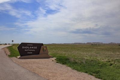 ソーシャルディスタンスを保ってアメリカ西部をドライブ旅行⑤バッドランズ国立公園