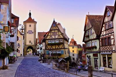ドイツ縦断旅〈後編〉 ~   ミュンヘンからレンタカーで 南の街を巡り更にドバイへ飛んで