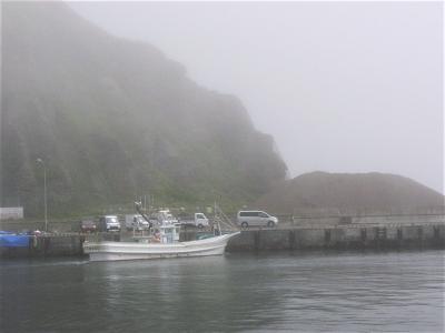 20 北海道・霧笛峙てり釧路 昆布森漁港と昭和の街並み散策ぶらぶら歩き旅ー2