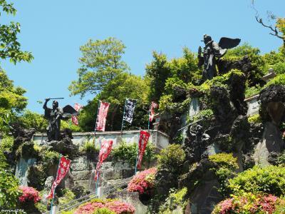 梅雨入り前の鎌倉散歩:(2)建長寺