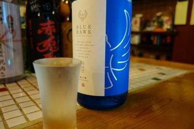 20200612-2 大阪 ト18食堂で、おでんと日本酒