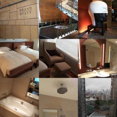 ホテルでまったり、STAY IN TOKYO