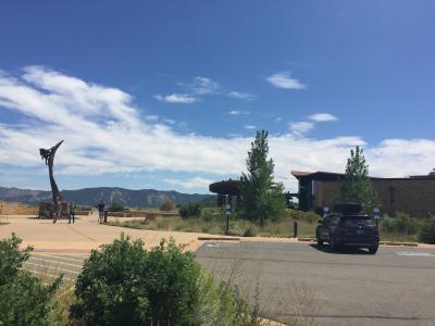コロラド州 メサ ベルデ 国立公園 - ビジター センター