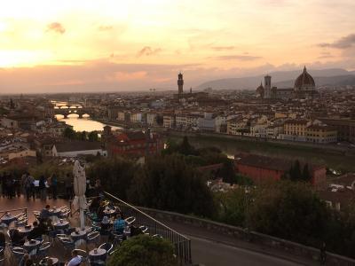 2015年 イタリア周遊(14 days) =DAY 6= ~フィレンツェ散策~