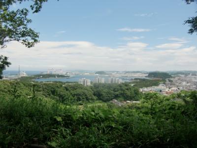 横浜市海の公園~称名寺市民の森~金沢区歴史の道をサイクリング
