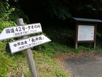 和歌山の世界遺産を歩きたいと息子が言うので その2はすさみ温泉と熊野古道大辺路