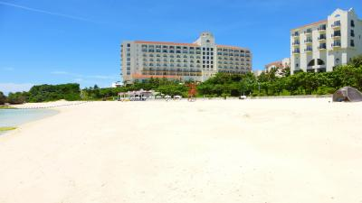 記念旅!沖縄本島4泊5日旅【ホテル日航アリビラ南側にある二ライビーチ編】