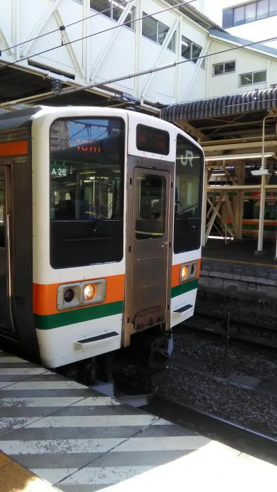 2020年鉄道旅 春の陣 2日目①
