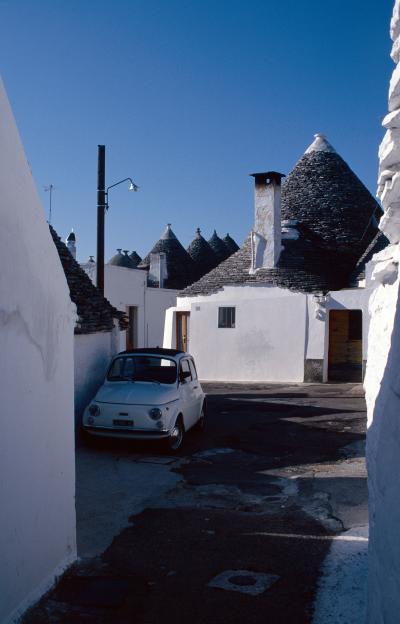 アルベロベッロ、2001年