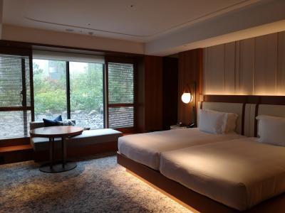 インターコンチネンタルホテル横浜pier8でダラダラゴロゴロする