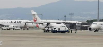 JAL回数修行を再開(但馬・大分)