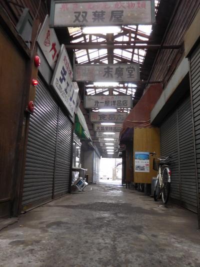 新型コロナ自粛中、ご近所散歩 その10 川崎レトロ商店街めぐり