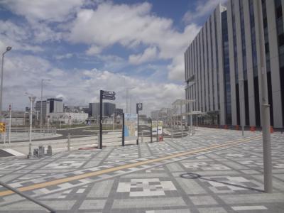 羽田空港訪問ー1 HANEDA INNOVATION  CITY