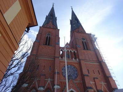 混乱の10連休、北欧の美しい自然と街巡りの旅:スウェーデン、ノルウェー旅行【31】(2019年GW 8日目② 学問の街ウプサラ)