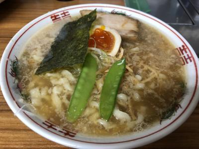 朝ラー&日帰り温泉⑦太平楽&サンピアの湯(宮城)