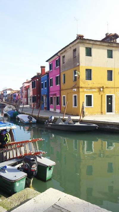 イタリアベネチアの旅2020年1月パート6