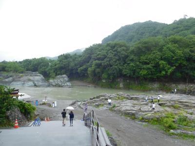 「密」を避けて埼玉県内1泊の旅 その1