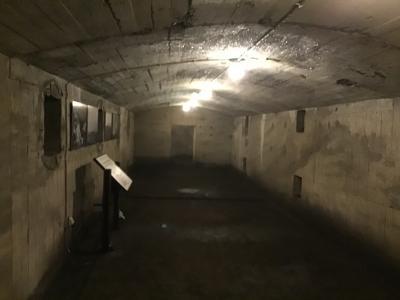 海軍航空隊串良基地跡の地下壕第一電信室を見に行ってみた