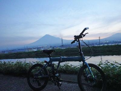 自転車でGO! 早朝バージョン・岩本山へ 2020.06.10