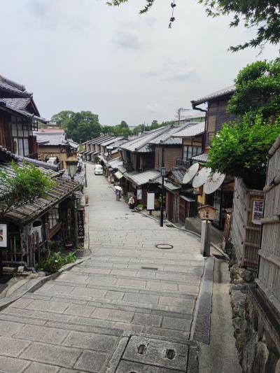 一生に一度?のガラ空き京都・奈良観光
