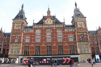 ヨーロッパ鉄道の旅2019 第14回 アムステルダム3日目 帰国 Amsterdam 3