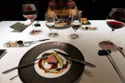 GW明けのエクシブ箱根離宮2泊 イタリア料理 リストランテ ターナの夕食