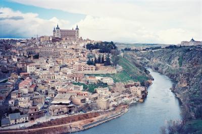 1991年、湾岸戦争の真っ只中に卒業旅行⑩(最後はスペインの古都を巡って帰国です)