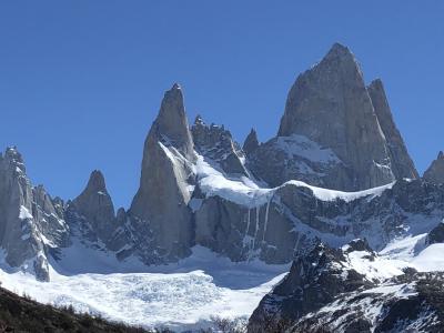パタゴニア①サンチアゴ(チリ)