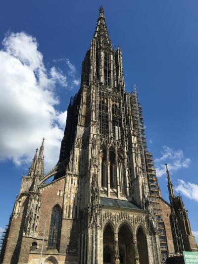 ウルム(Ulm) ※ポストコロナの旅行記