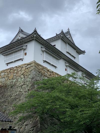 ザ・シロヤマテラス津山別邸 津山城跡!