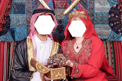 【ドバイ1泊4日弾丸旅行】②ブルジュハリファ→民族衣装体験→ブルジュアルアラブ