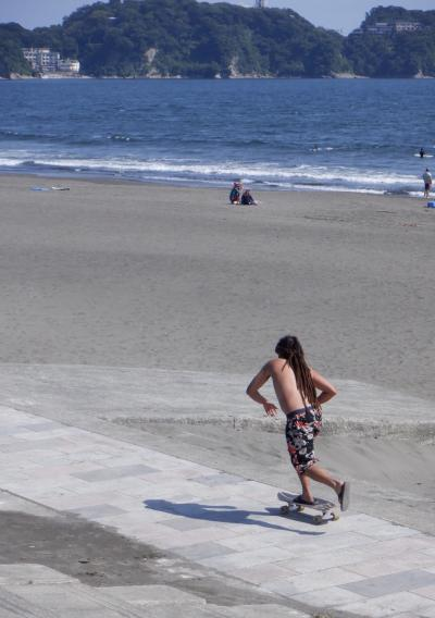 今年は冴えない・・コロナ明け夏に向かう、久々に鵠沼入りましょ&頑張れ!ゲストハウスIZA江ノ島編