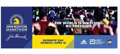 【海外レース】 ボストンマラソン 2019