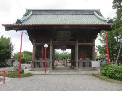 越谷の大相模不動尊・大聖寺を参拝・散策