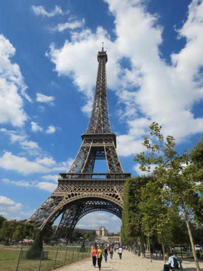2014 ヨーロッパ周遊 1/2 ≪パリ≫