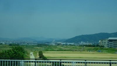 西桑津公園へモアイ像とストーンサークルを見に行きました その5完。