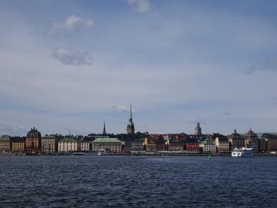 混乱の10連休、北欧の美しい自然と街巡りの旅:スウェーデン、ノルウェー旅行【32】(2019年GW 8日目③ 9日目 水の都を後にして)