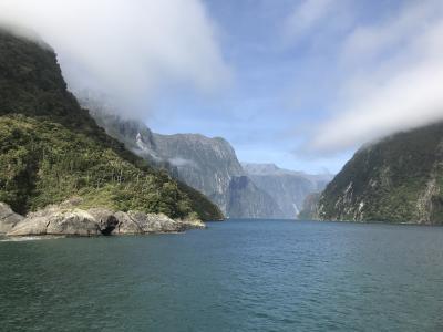 2020ニュージーランド南島周遊⑤~ミルフォードサウンド往復飛行機ツアー