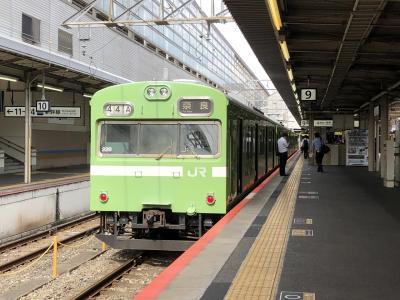 関西古物国鉄車両めぐり Part1 3ヶ月ぶりに京都府外へ編