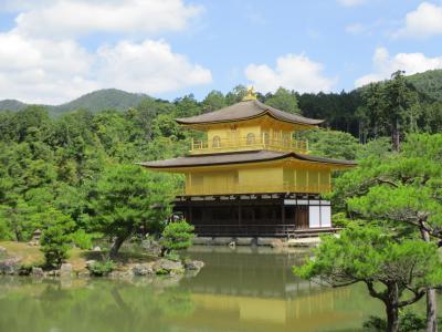 京都 金閣寺・二条城近辺を気ままにぶらり旅