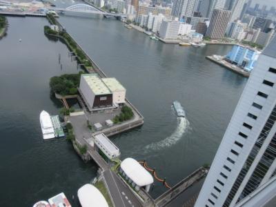 祝JR東日本!! 「アトレ竹芝」が開業したので「メズム東京」へ泊まりに行きました。
