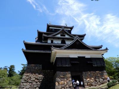 山陰のお城印頂きます!米子、松江、月山富田城