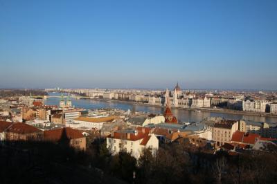 「あの頃のブダペスト」を遺したい【2019年12月】その6 ~ブダペストショック編~