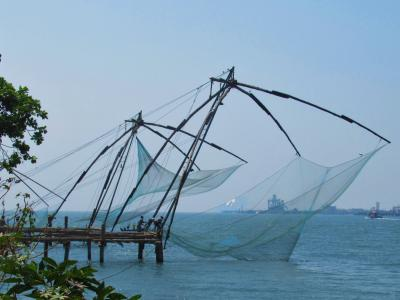南&西インドの旅⑥ コーチから西インドに向け、乗り継ぎ地デリーへ