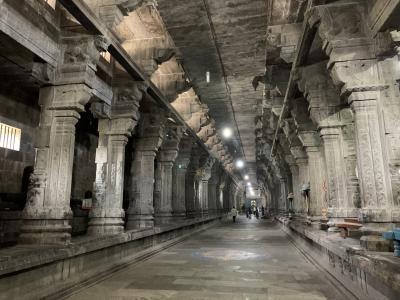 インド(7)聖地巡ってご当地コスメ/カーンチープラム
