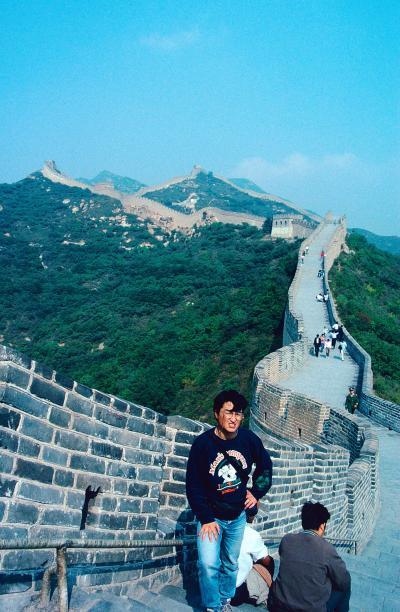 回顧録 1991年香港・中国旅行&調査 その13 北京観光その2 最終回